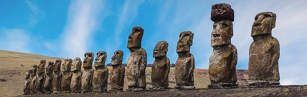 World Tour Easter Island